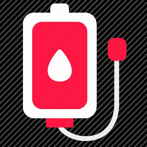 health, healthcare, medical, serum, transfusion, treatment icon