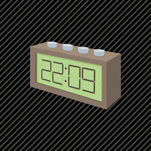 Image result for digital time cartoon