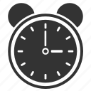 alarm, calendar, clock, event, time, timer, watch icon