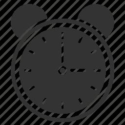 alarm, calendar, clock, event, time, timer, watch icon