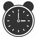 alarm, calendar, clock, date, event, time, watch icon