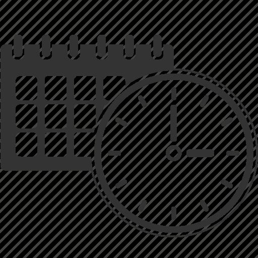 Alarm, alert, clock, time, calendar, date, event icon - Download on Iconfinder