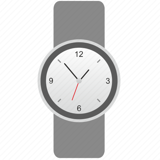 clock, face, hand, modern, smart, watches icon