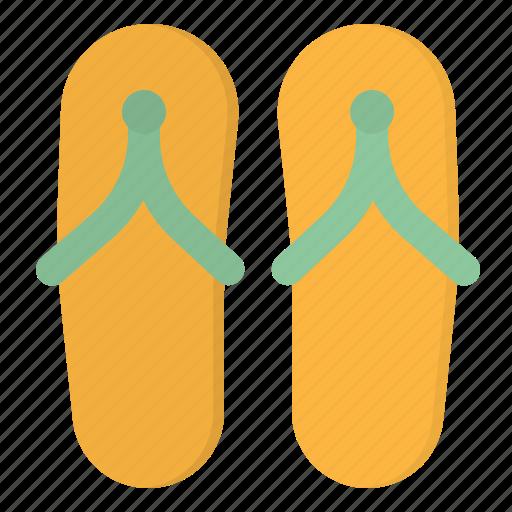fashion, footwear, sandals, shoes, slipper icon