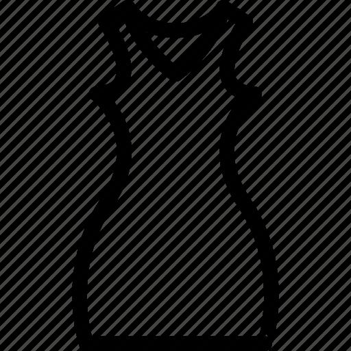 chemise, cotton chemise, elegant ladies party dress, foundation slip, halter, jumper, ladies elegant evening dress, sequined sleeveless dress, sheer chemise, silk chemise, trapeze dress icon