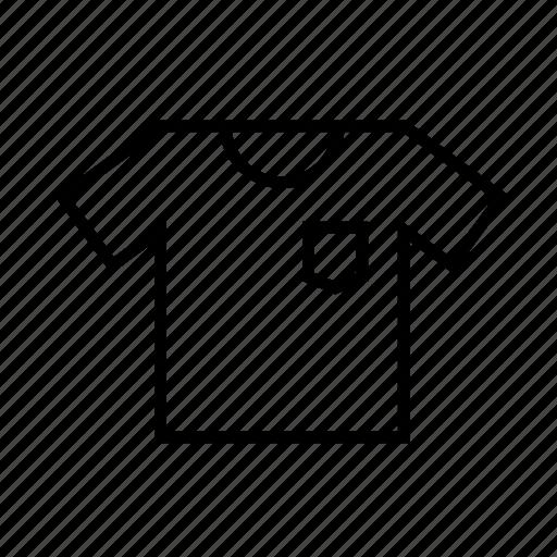 cloth, shirt, tees, tshirt, tshirt003 icon
