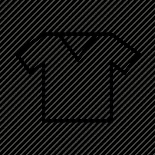 cloth, shirt, tees, tshirt, tshirt004 icon