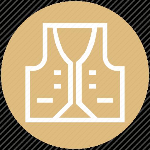 clothes, fashion, fisherman, jacket, leisure, suit, suit jacket icon