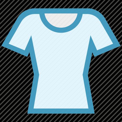 clothe, shirt, t shirt, t-shirt, tight fit, tight fit shirt icon