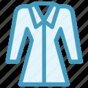 clothing, dress, fashion, female, winter, woman icon
