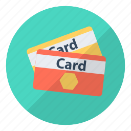 bank, buy, card, credit, money, payment, shopping icon