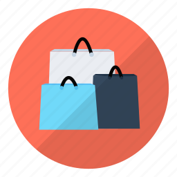 bags, buy, clothes, payment, purchases, shopping icon