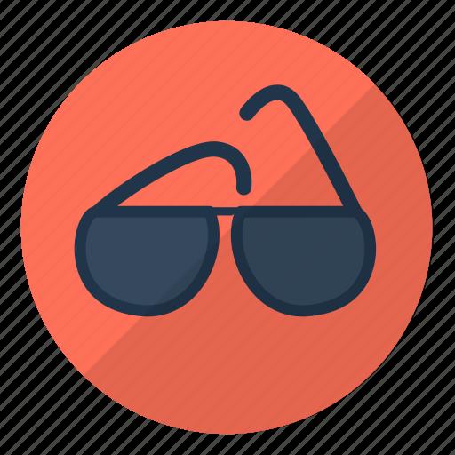 day, glasses, sky, sun, sunglasses, sunny icon