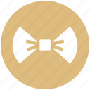 bow, bow tie, clothes, fashion, groom, hipster, tie icon