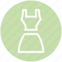 .svg, clothes, dress, fashion, female, laundry, woman icon
