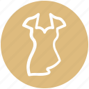 .svg, clothes, clothing, dress, female, girl, woman icon