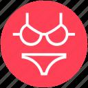 .svg, brazzer, fashion, female, nightie, underwear, woman icon
