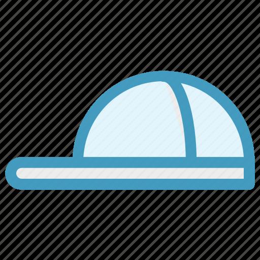 baseball cap, cap, clothe, fashion, sports cap, worker icon
