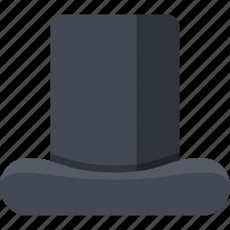 hat, jew, magic, magician, retro, top, wear icon
