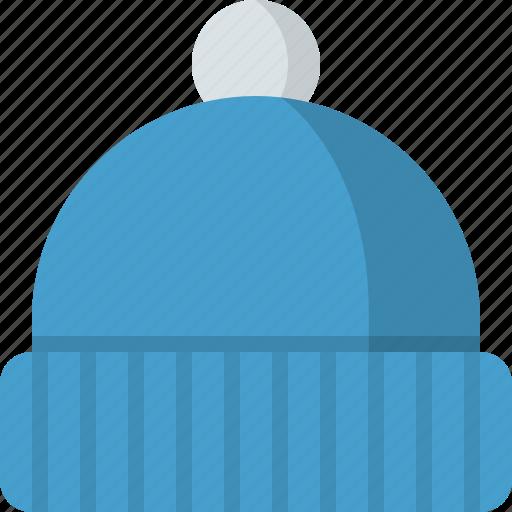 cold, hat, snow, winter, winterwear icon