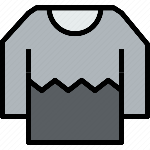 accessories, clothe, clothing, shirt icon