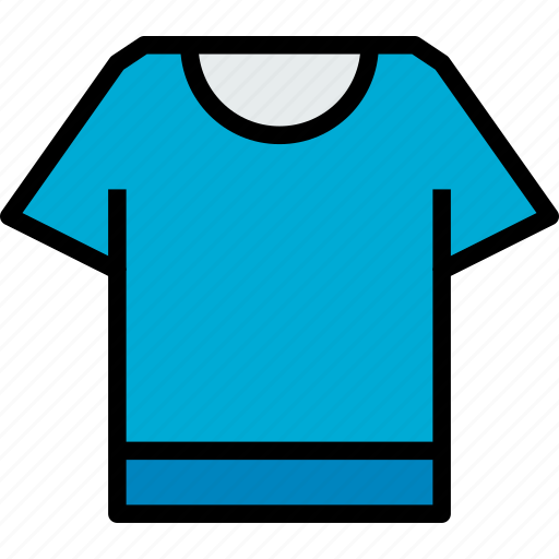 accessories, clothe, clothing, shirt, t icon