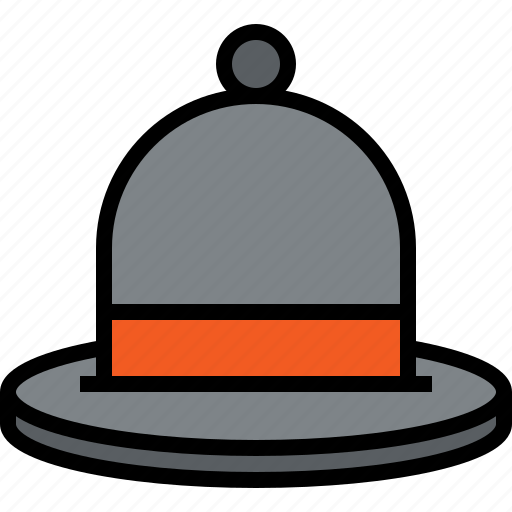 accessories, clothe, clothing, hat icon