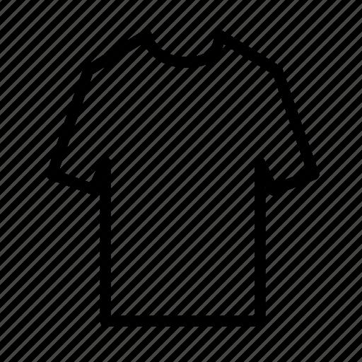 clothe, clothes, dress, polo shirt, shirt, t shirt, t-shirt icon