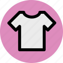 clothes, style, t shirt, theme icon