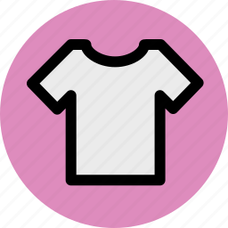 clothes, style, t shirt, theme icon