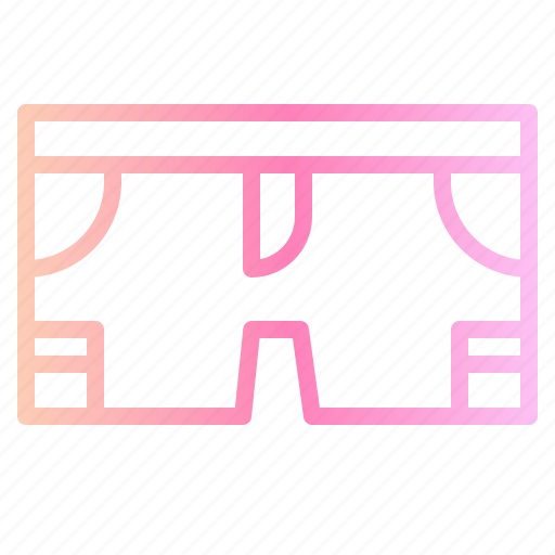 Fashion, garment, shorts, trousers icon - Download on Iconfinder