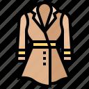 clothing, coat, garment, jacket, outer