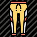 leggings, pants, sportswear, workout, yoga icon