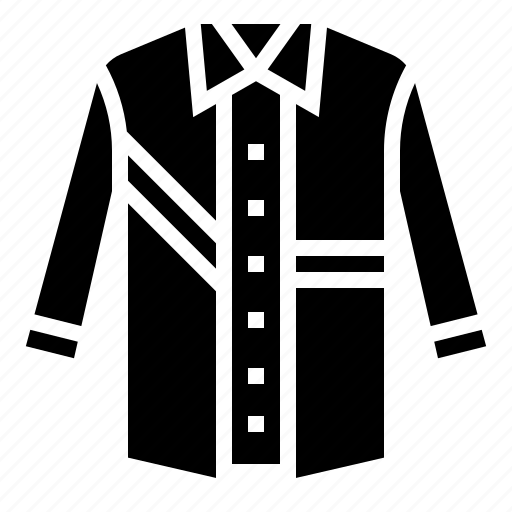 Attire, clothing, formal, shirt, tops icon - Download on Iconfinder