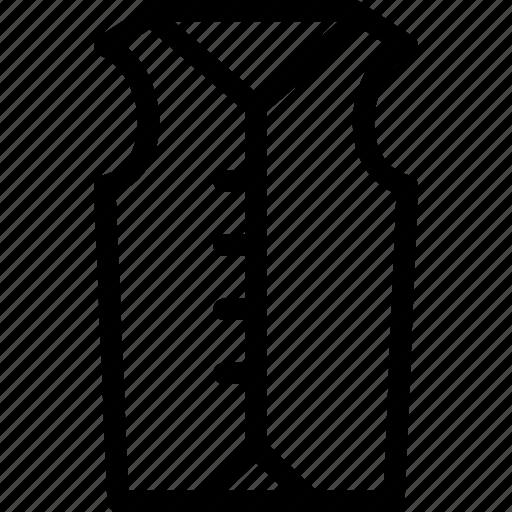 clothing, creative, grid, line, shape, style, undershirt, upper-body, vest icon