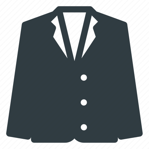 Business, cloth, coat, siute icon - Download on Iconfinder