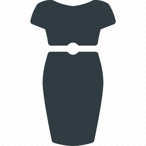 Dress, festive, skirt, woman icon - Download on Iconfinder
