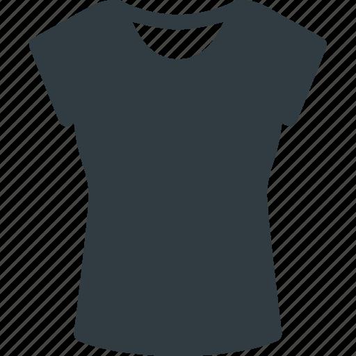 Cloth, shirt, tshirt, woman icon - Download on Iconfinder