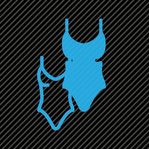 suit, swimming icon