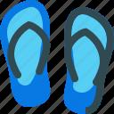 sandals, footwear, summer, beach