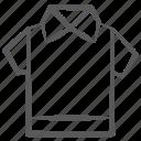 cloth, collar shirt, mens attire, mens wear, polo shirt