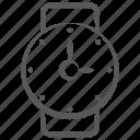 analog watch, hand watch, timer, watch, wrist watch