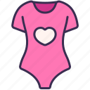 baby, child, clothes, outfit, pajamas icon