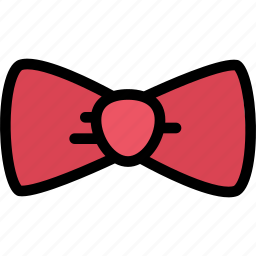accessories, bow tie, clothes, clothes shop, footwear icon