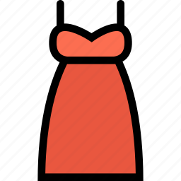 accessories, clothes, clothes shop, dress, footwear icon