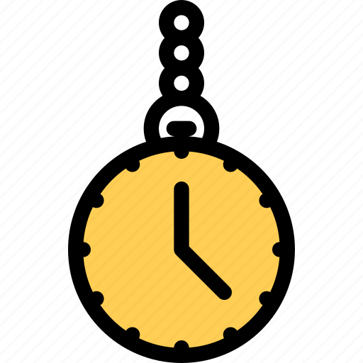 accessories, clothes, clothes shop, footwear, pocket watch icon