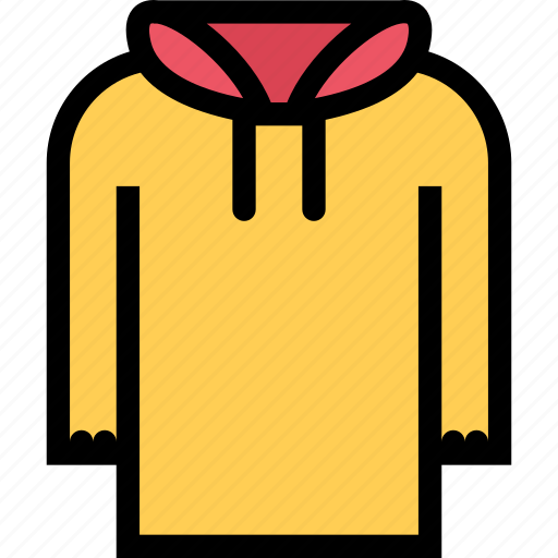 accessories, clothes, clothes shop, footwear, pullover icon