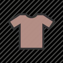 casual, design, fashion, plain, shirt, textile, tshirt icon