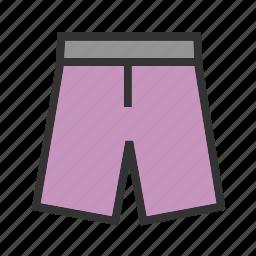 clothes, clothing, fashion, men, pants, short, shorts icon