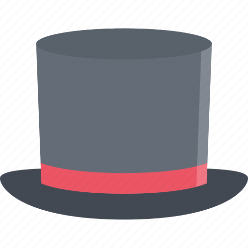 clothes, clothing store, cylinder, hat, shop, style, wardrobe icon